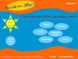 Ćwiczenia dla dzieci z dysleksją